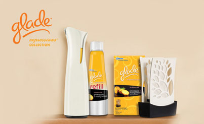 Glade Expressions® Collection BzzAgent Review