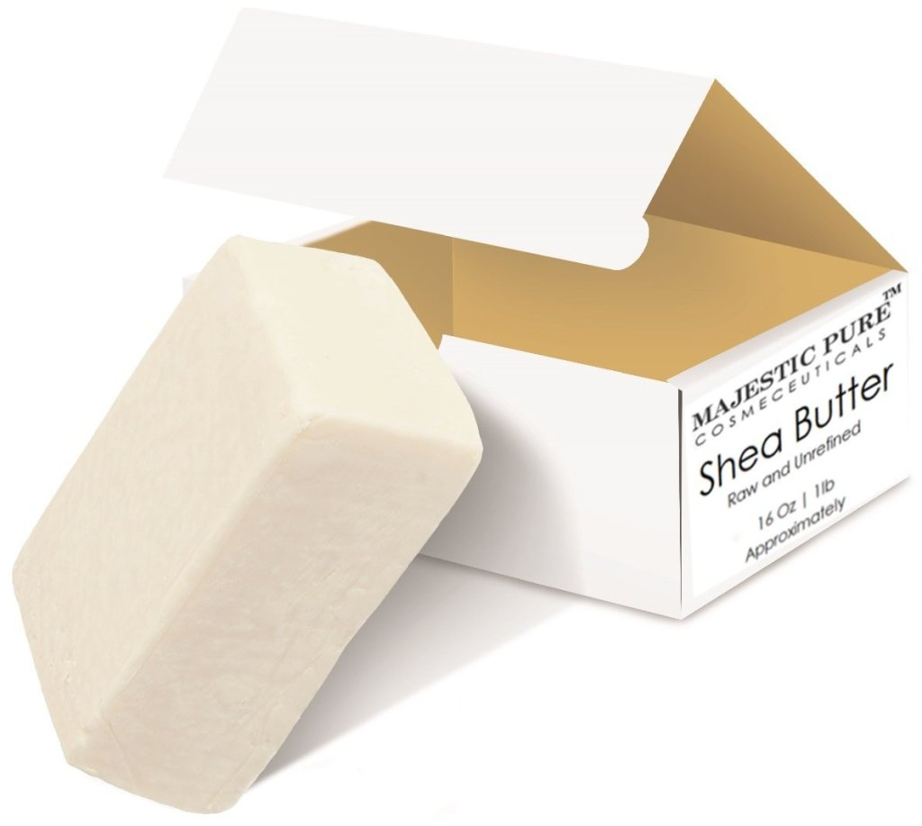 Majestic Pure Shea Butter Review