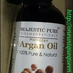 Majestic Pure Moroccan Argan Oil Review