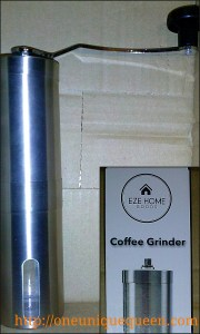 EZE Homegoods Hand Coffee Grinder Review