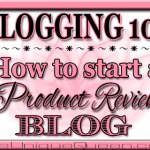 How To Start A Review Blog? Part 1
