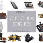 2018 Holiday Gift Guide For Him