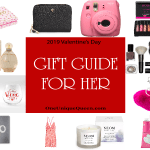2019 Valentine's Day Gift Guide For Her