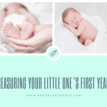 Treasuring Your Little One's First Years