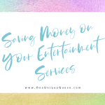 Saving Money on Your Entertainment Services