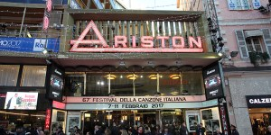 Italy: Sanremo 2021 - Third night @ Teatro Ariston