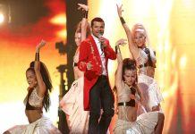 Kenan Doglu at Eurovision