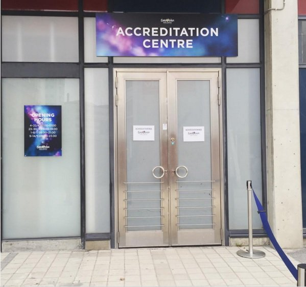 accreditation centre