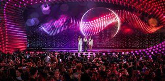 Eurovision song contest presenters 2015