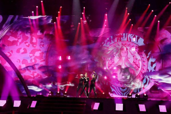 Artsvik at Eurovision 2017