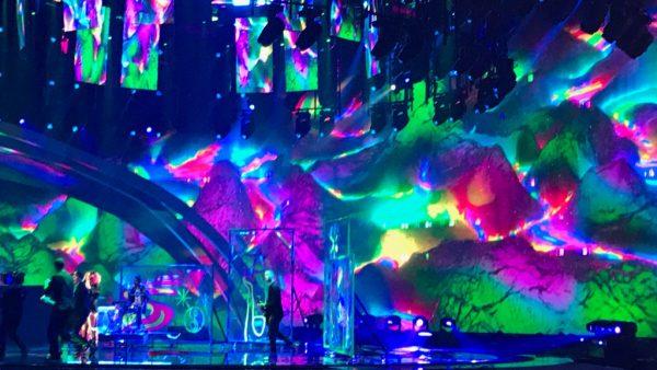 Triana Park at Eurovision 2017