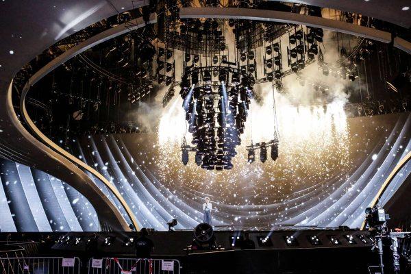 Levina at Eurovision