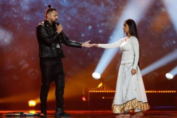 Joci at Eurovision