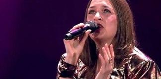 Marta on stage
