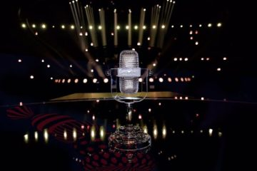 Eurovision Song Contest 2017 Trophy