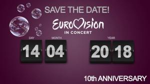 Eurovision in Concert @ AFAS Live