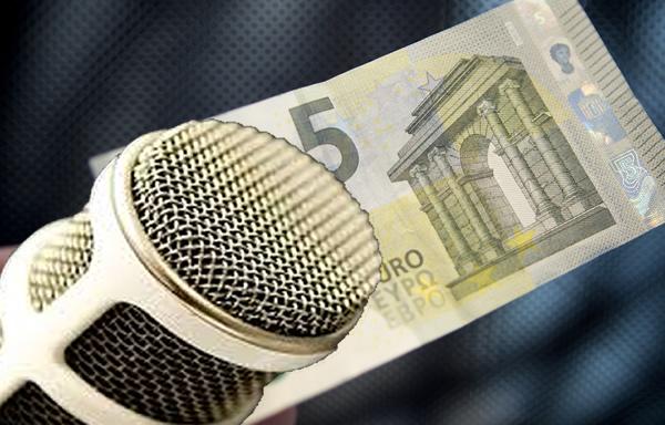 Five Euros anyone?