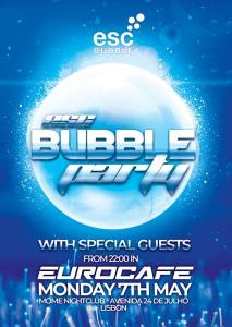 ESC Bubble party