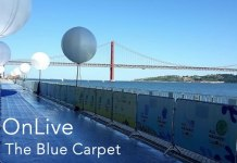The Blue Carpet
