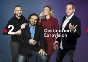 France - Destination Eurovision - Second semi-final