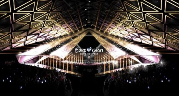 Eurovision Song Contest stage design 2019