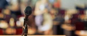 venue management convention event cloud solution ERP