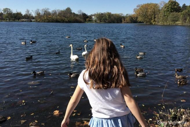 10.13.15. Notre Dame. SK lake