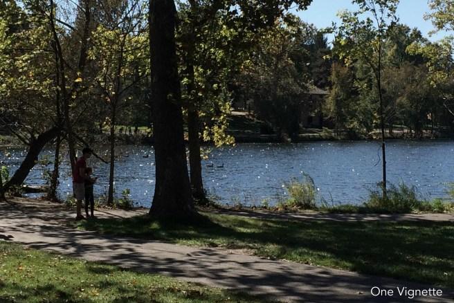 10.13.15. Notre Dame. lake