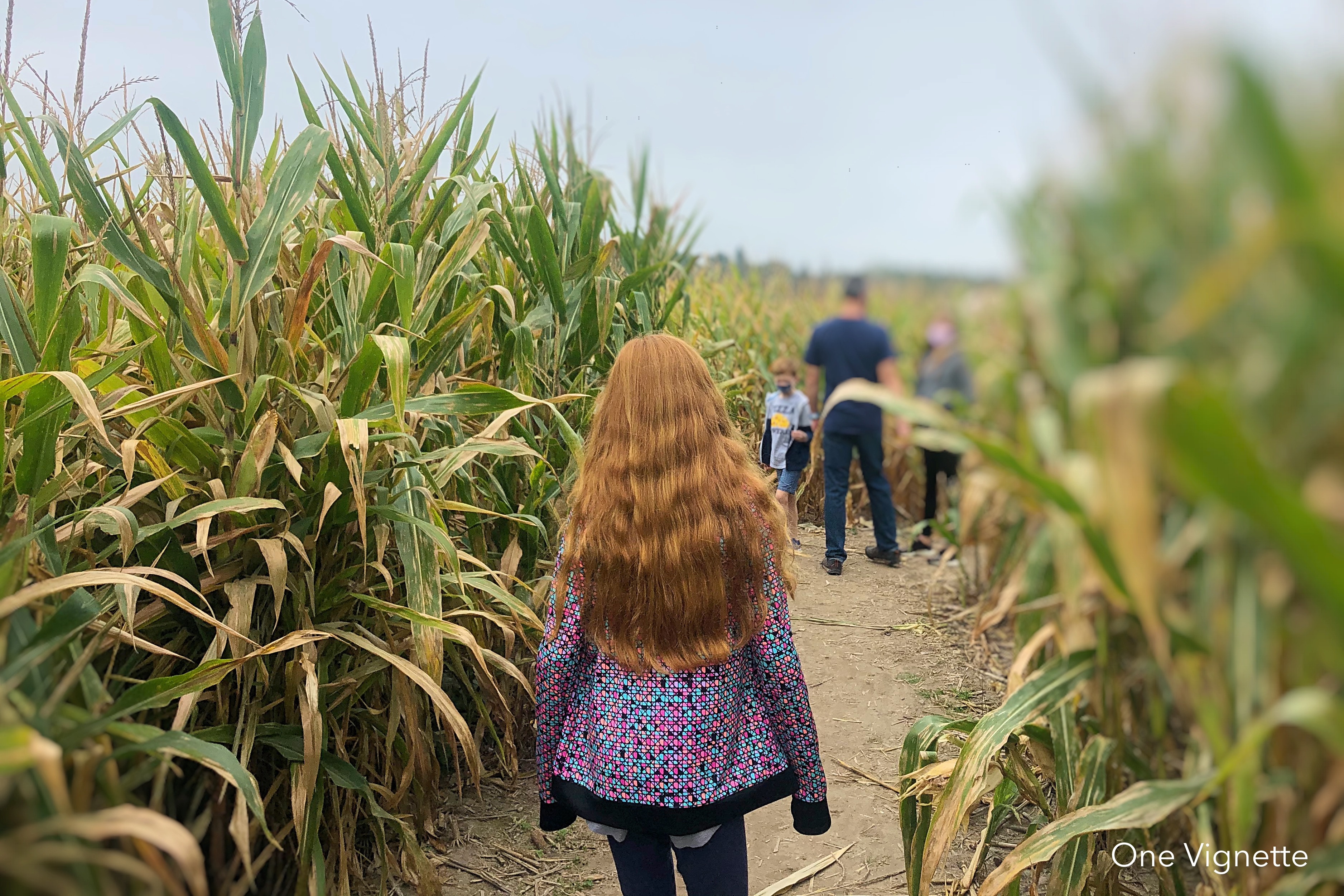 Grief, and When Our Children Show Us the Way Out