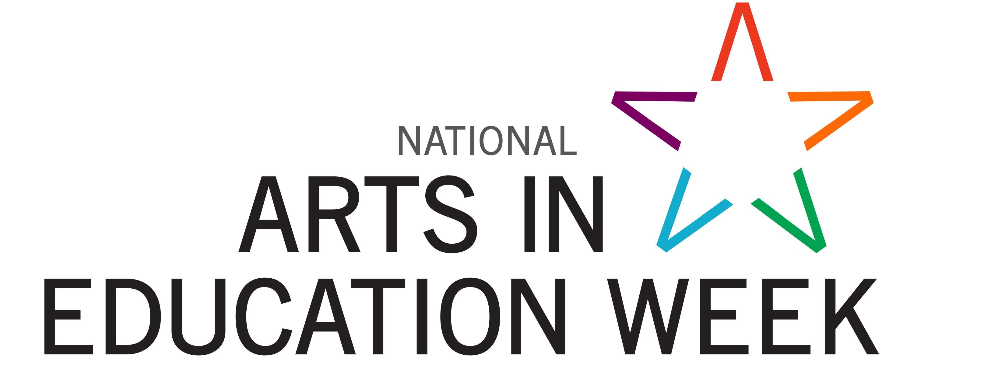 Encourage Creativity During #ArtsEdWeek