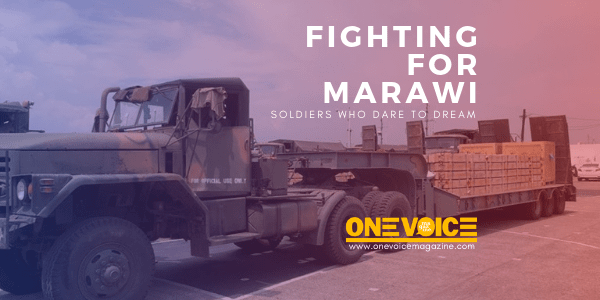Major Lucky Valenzuela: Logistical Czar of the Marawi Victory