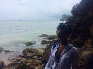 Tonsai Thailand Beach Rocks