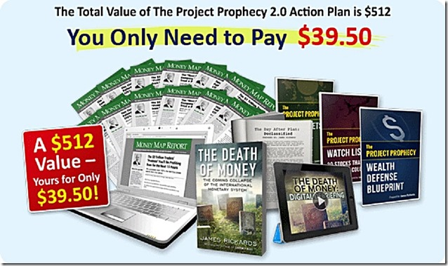 The Project Prophecy 2 0 Total Wealth System