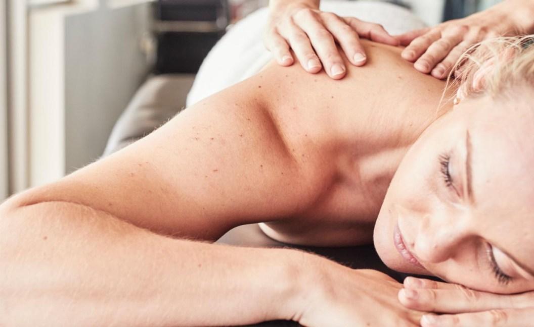Corporate Wellbeing Massage