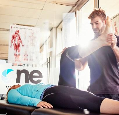 Corporate Wellbeing Rehabilitation
