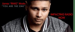 R&B Recording Artist James Trakz Wade plays 9 Instruments