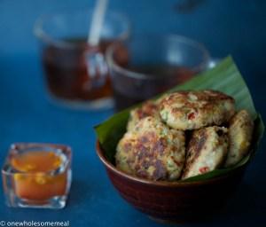 Grilled Chicken Cutlets