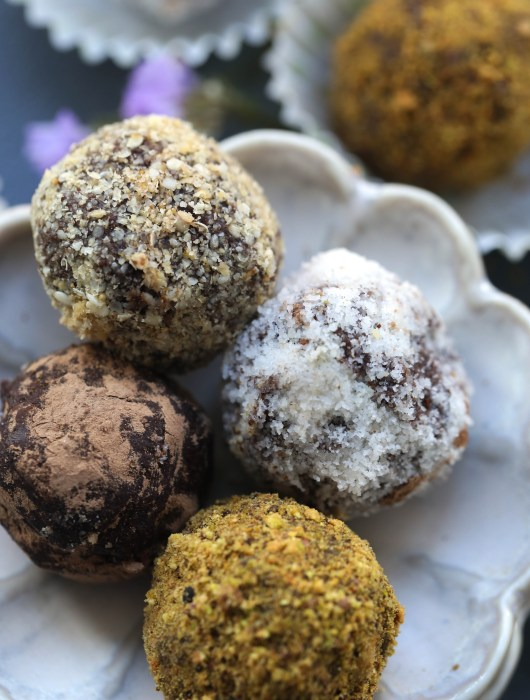 Kahlua Flavoured Chocolate Truffles