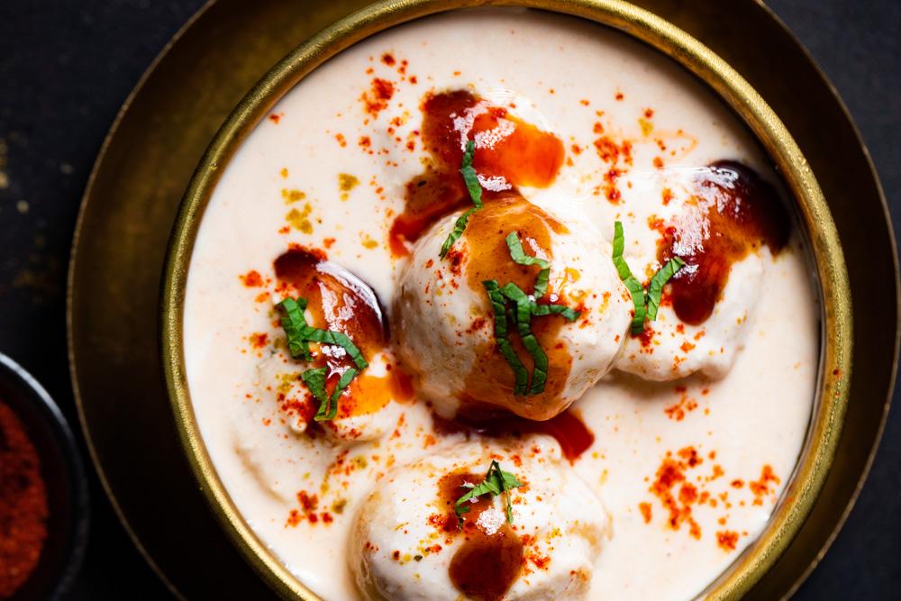 Dahi Wadas-Indian Street Food