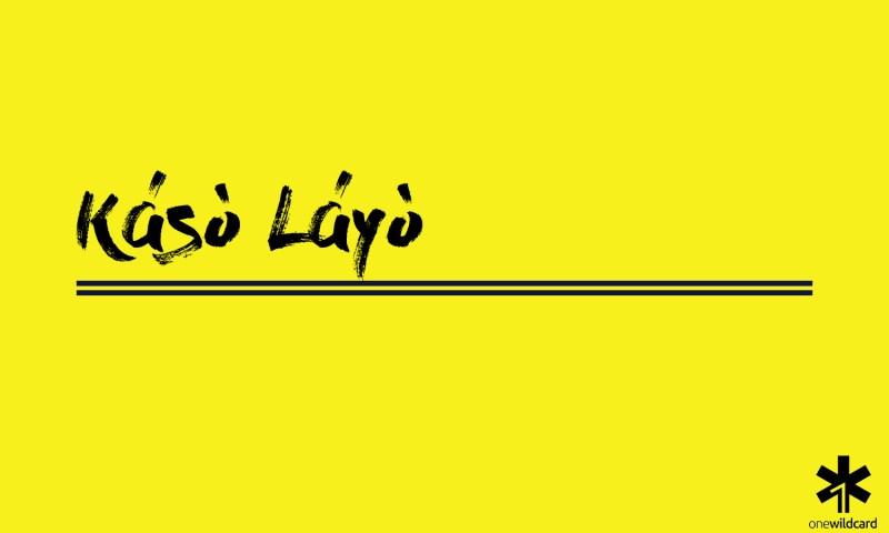 Kásò Láyò