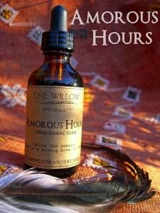 Amorous hours newsletter