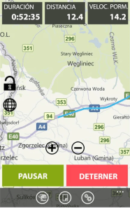 endomondo sports tracker windowsphoneapps 1