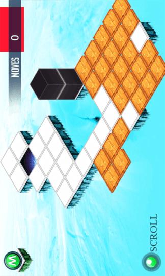 Brain cube Capturas