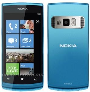 Nokia Lumia 601