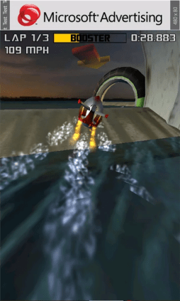 3d boat race capture 2