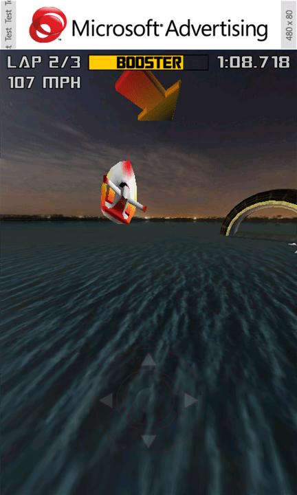 3d boat race capture 3