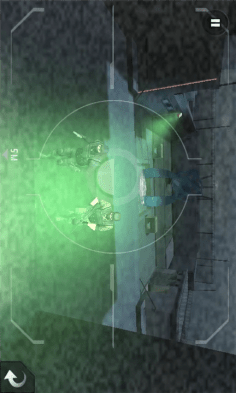 splinter cell para Windows Phone 1