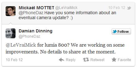 twitter camara lumia