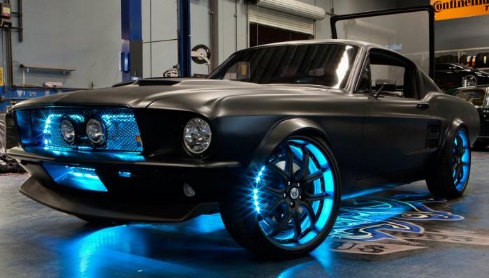 Mustang West Cost Custom
