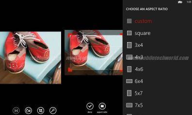 Edición de imágenes en Windows Phone 8